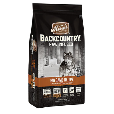 Adult - GF Backcountry Big Game - 4lb