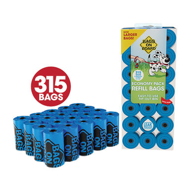 Refill, Pantry Pack - 315 Ct