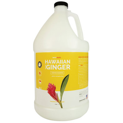 Hawaiian White Ginger Shampoo