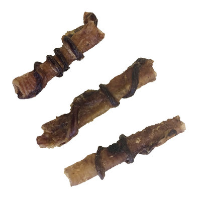 Pork Wrapped Trachea - 10 pk