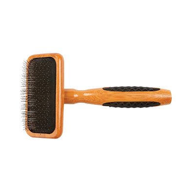 Alloy Pin Slicker Brush Soft - Medium