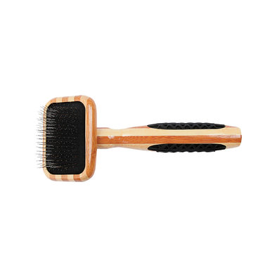 Alloy Pin Slicker Brush Soft - Mini