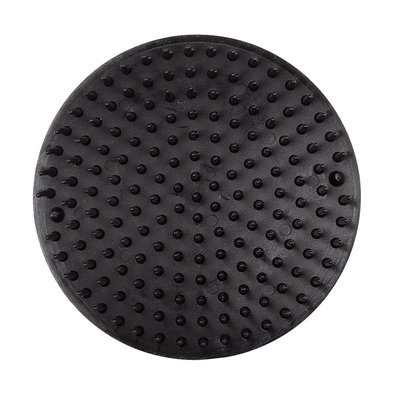Nylon Shampoo Brush - Black - Small