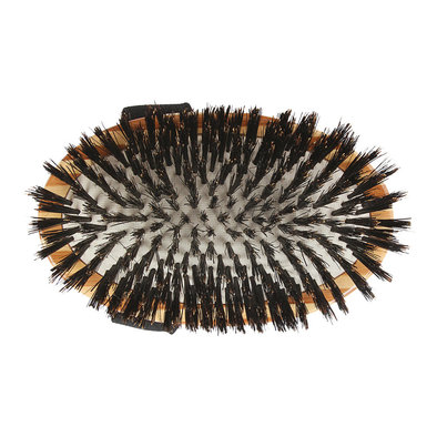 Palm Style Brush - Stripe Bamboo - Large