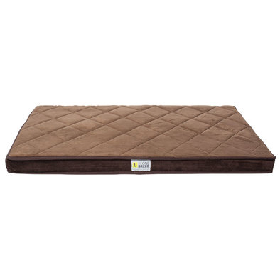 Diamond Bed - Brown