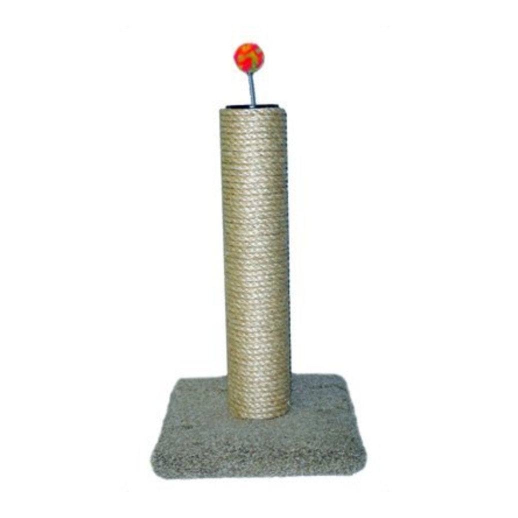 View larger image of Sisal & Carpet Post - 24""