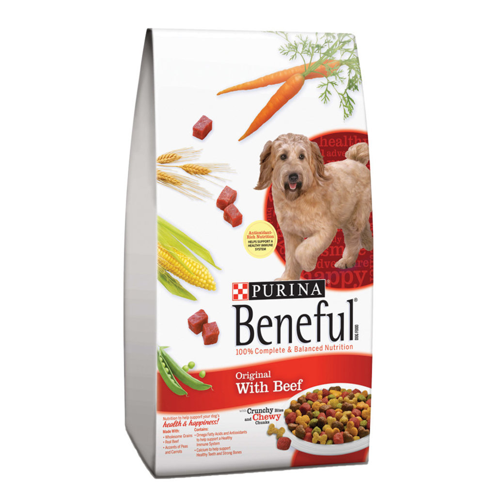 View larger image of Dog Food, Beef