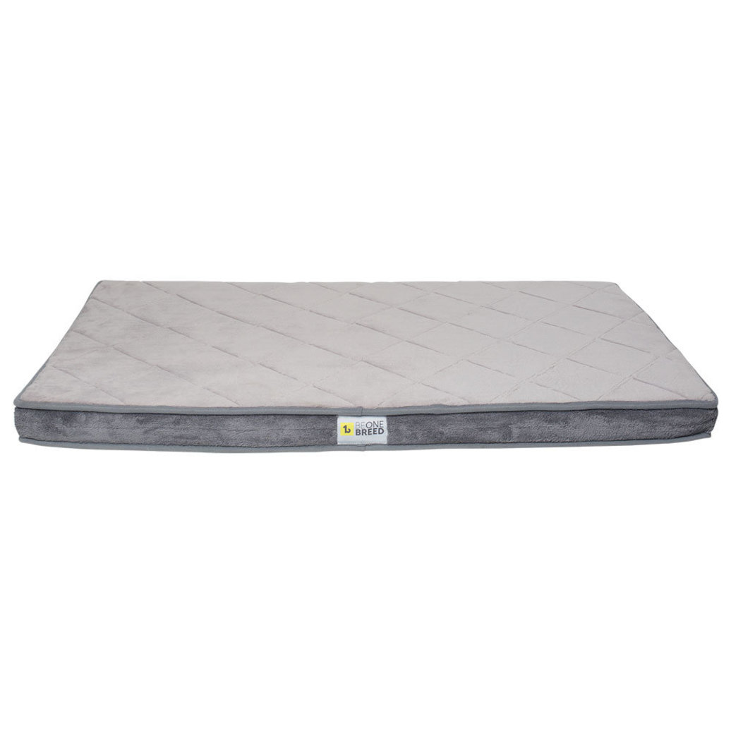 View larger image of Diamond Bed - Gray