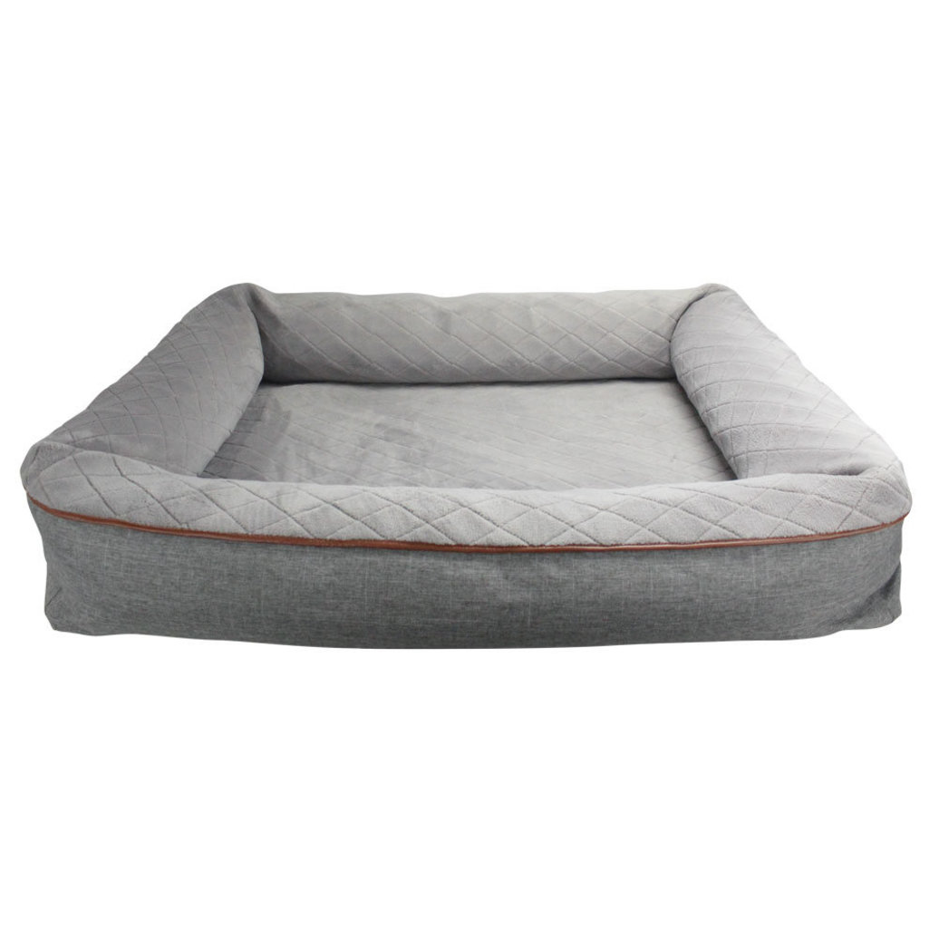 View larger image of Snuggle Bed - Dark Grey