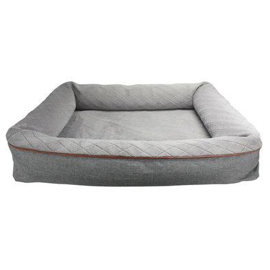 Snuggle Bed - Dark Grey