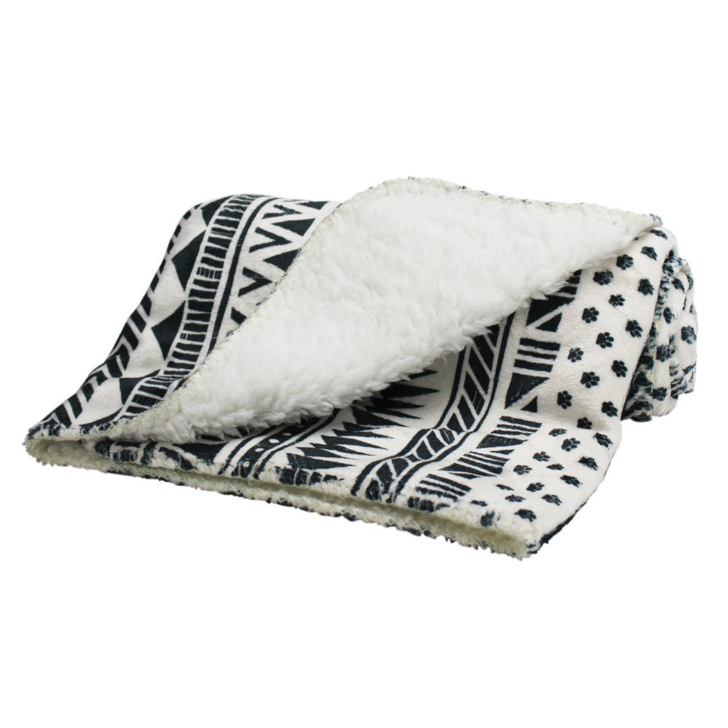 View larger image of Soft Blanket - O/S - Aztec