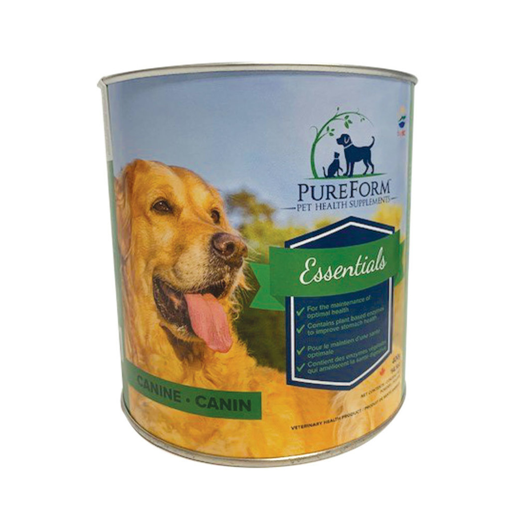 View larger image of PureForm Canine Essentials