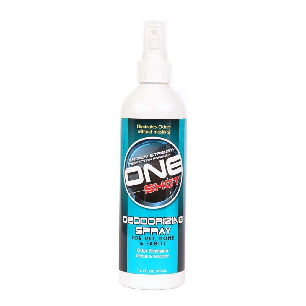View larger image of One Shot Deodorizing Spray - 16 oz