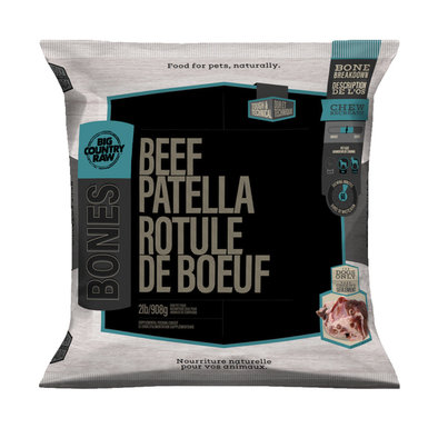 Beef Patella Bone - 2 lb