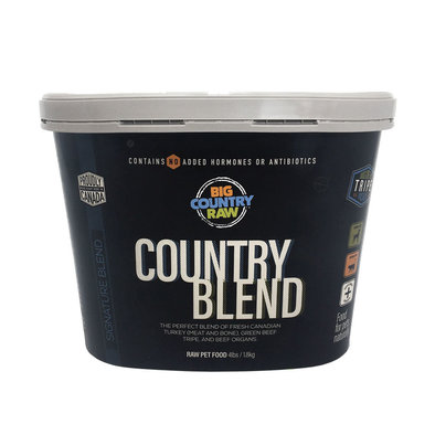 Country Blend - 4 lb Tub
