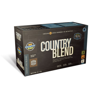 Country Blend - 4 lb