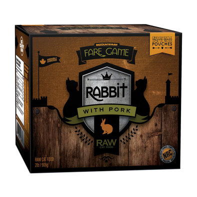 Fare Game - Rabbit & Pork - 0.9 kg