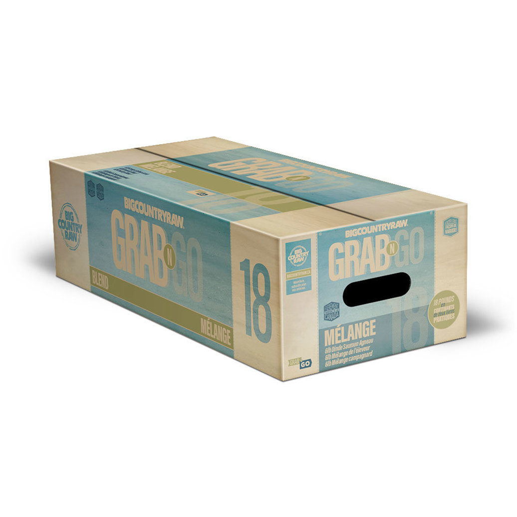 View larger image of Grab N Go Blend Deal - 18 lb