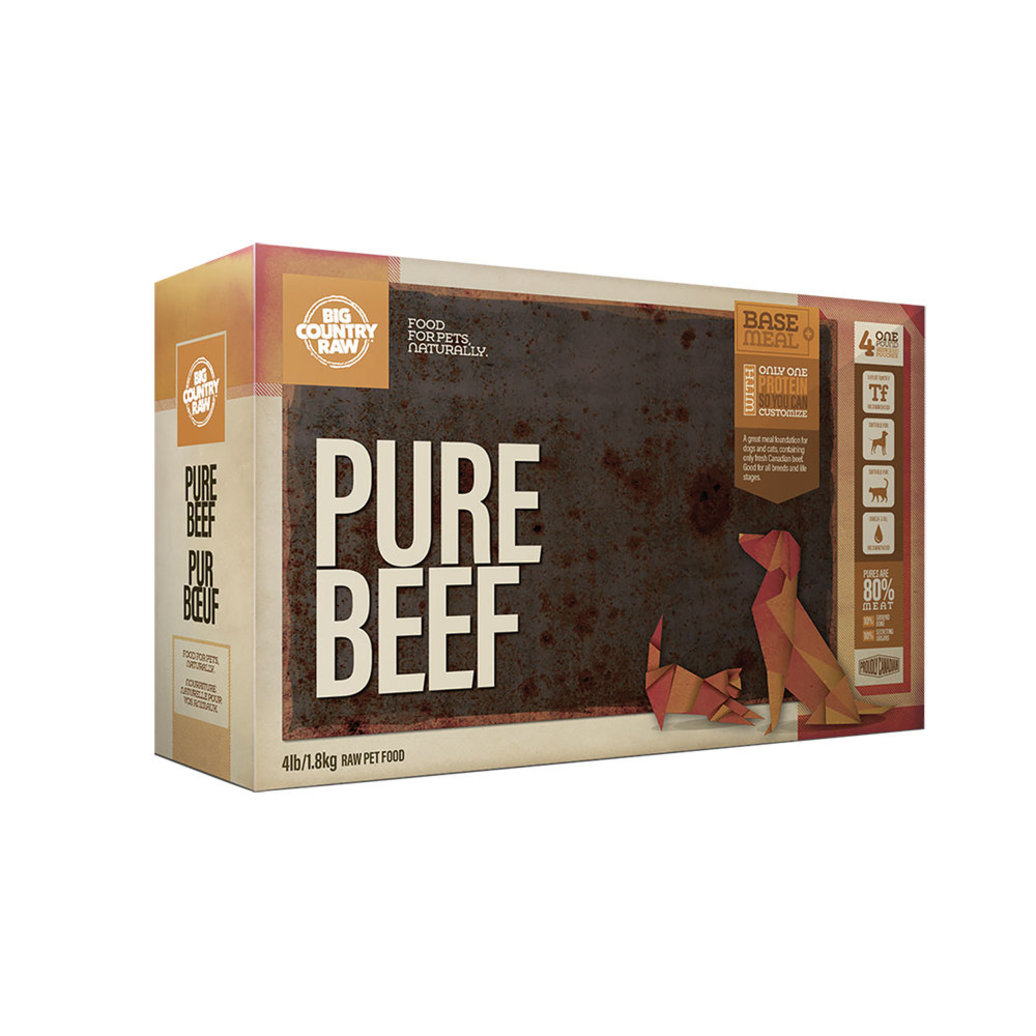 View larger image of Pure Beef - 4 lb