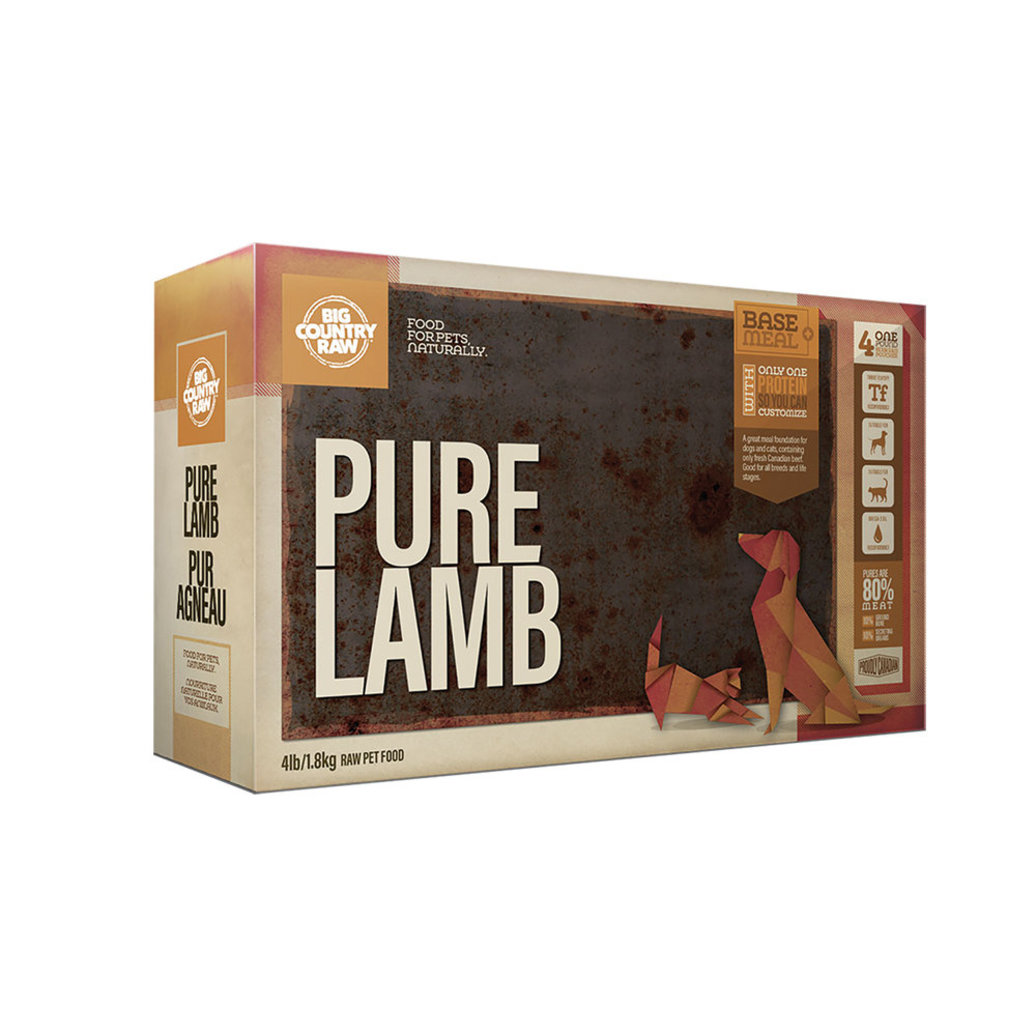 View larger image of Pure Lamb - 4 lb