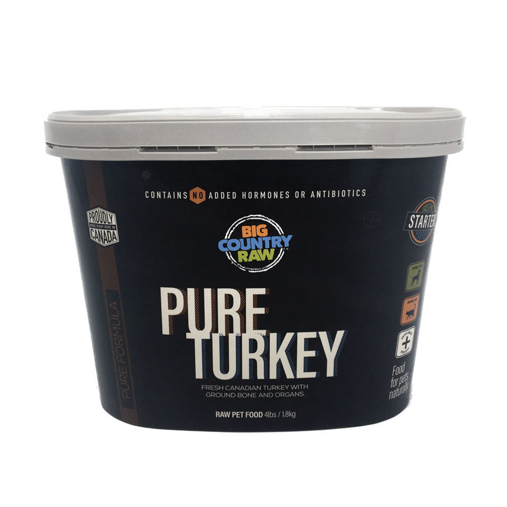 View larger image of Pure Turkey - 4 lb Tub