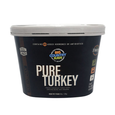 Pure Turkey - 4 lb Tub