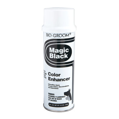 Magic Black Chalk Spray - 8 oz