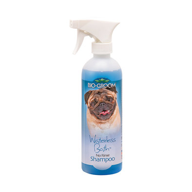 Super Blue Waterless Bath Shampoo