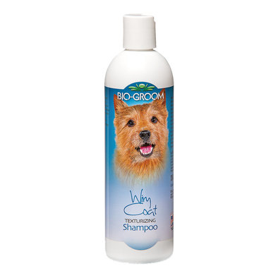 Wiry Coat Texturizing Shampoo - 12 oz