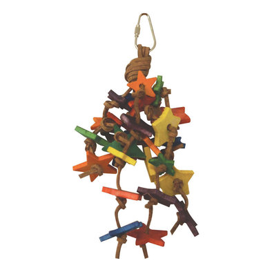 Bird Toy, Star Burst - 8""