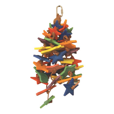 Bird Toy, Star Burst - 9""