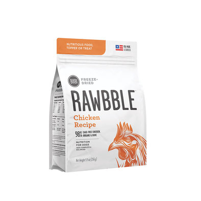Adult Freeze Dried RAWBBLE - Chicken
