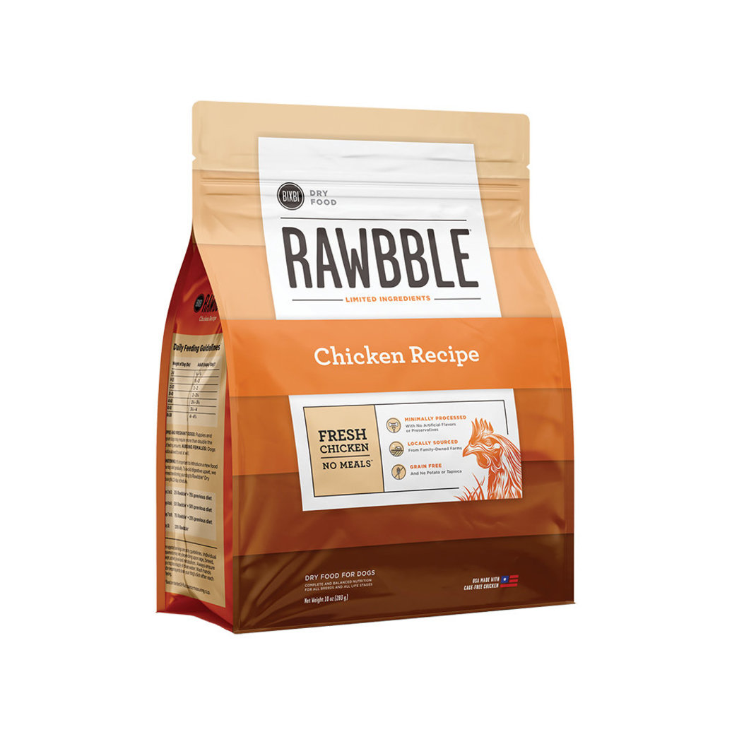 View larger image of Adult RAWBBLE - Chicken