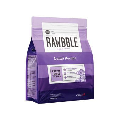 Adult RAWBBLE - Lamb