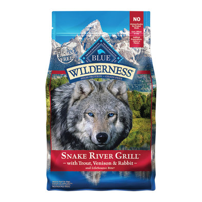Adult Wilderness-Snake River Trout,Venison&Rabbit