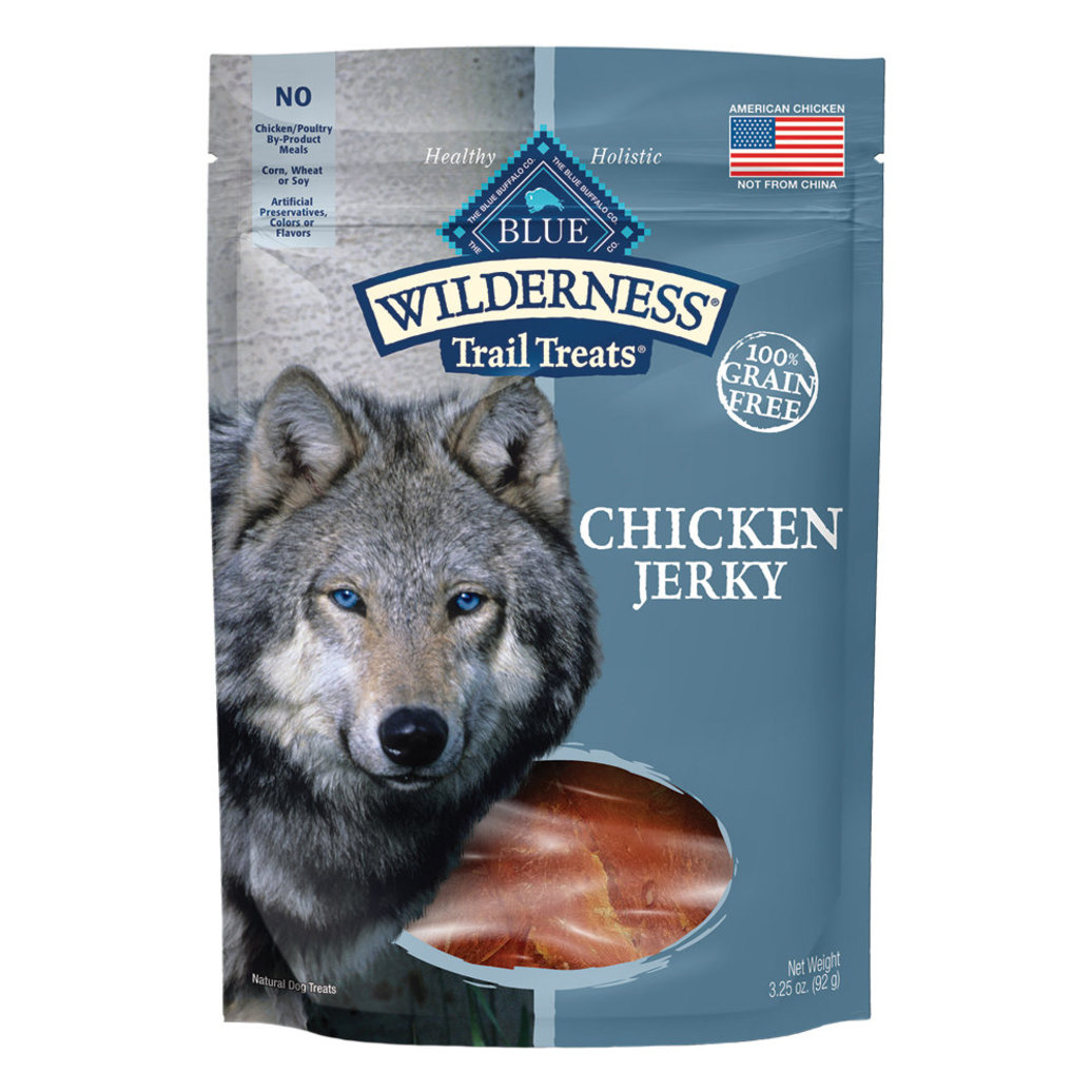 View larger image of Adult Wilderness Wild Jerky - Chicken - 92 g