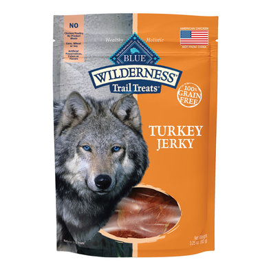 Adult Wilderness Wild Jerky - Turkey - 92 g