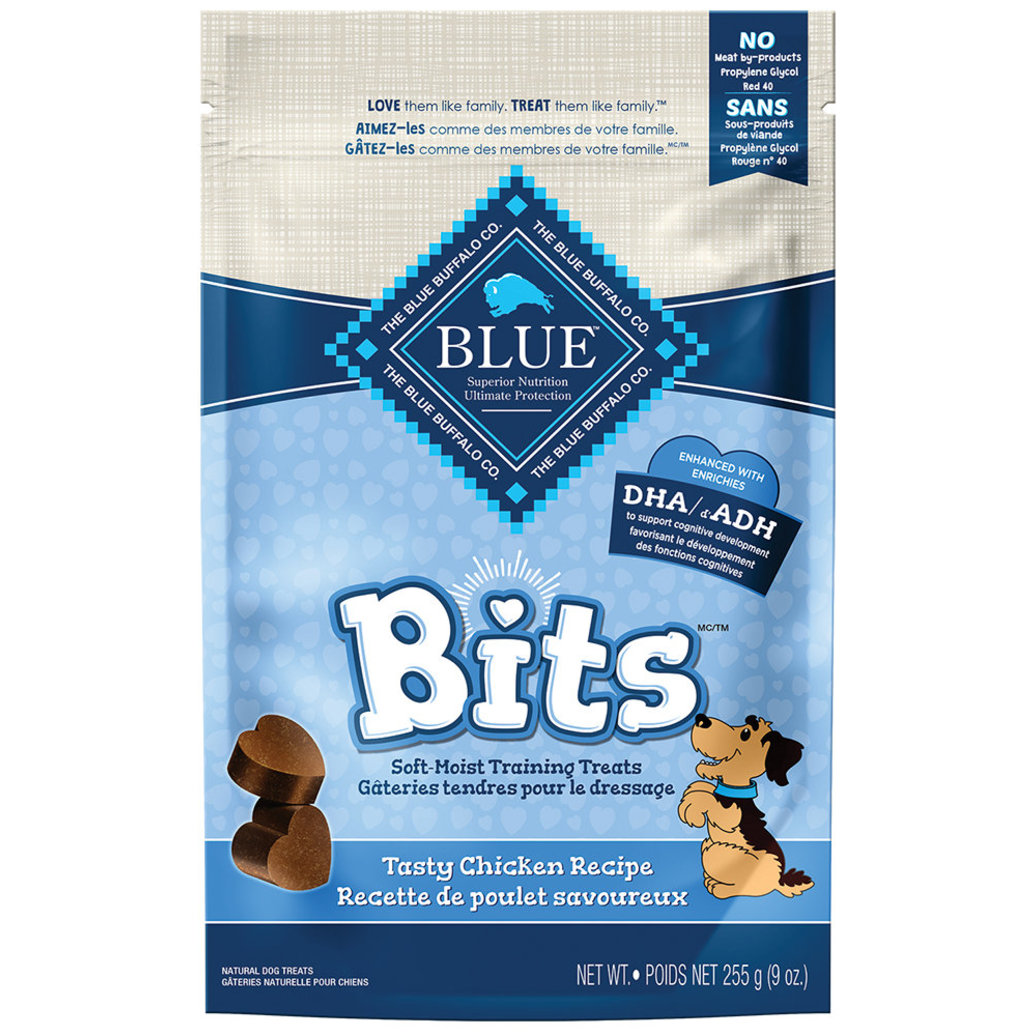 View larger image of Blue Bits - Chicken Soft Treats - 113 g