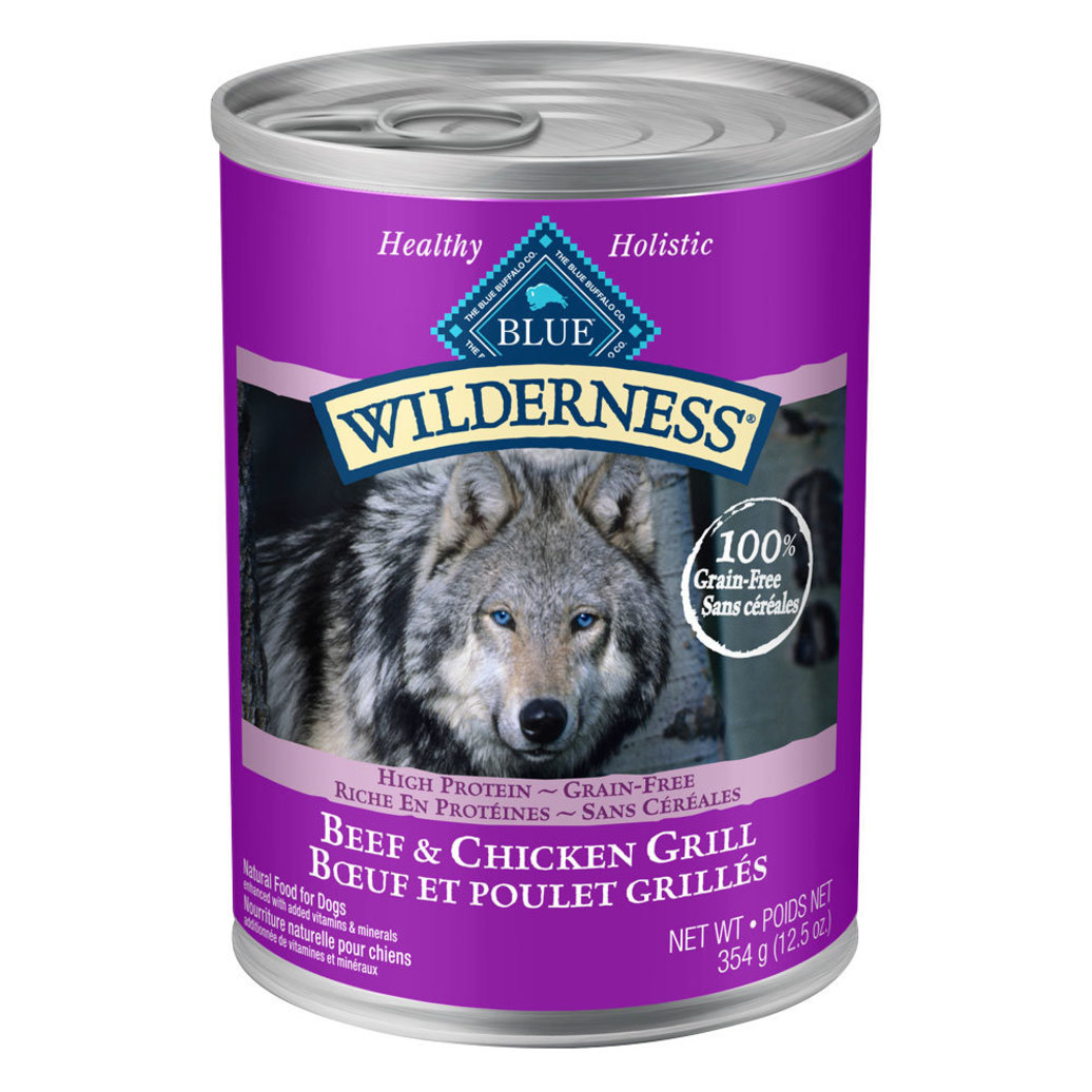 View larger image of Can, Adult - Wilderness - Beef & Chicken - 354 g