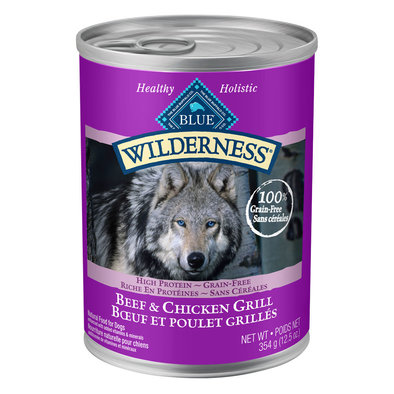 Can, Adult - Wilderness - Beef & Chicken - 354 g