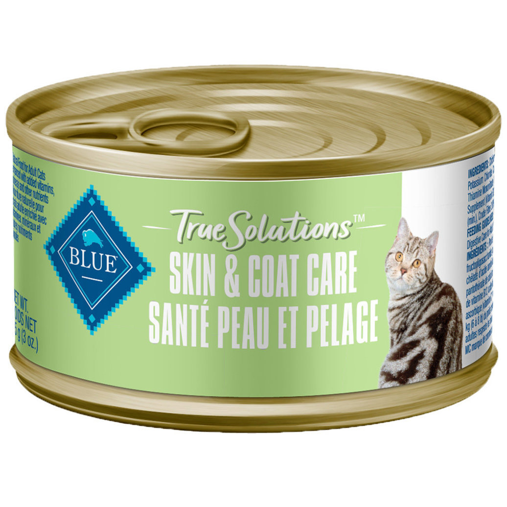 View larger image of Can, Feline Adult - True Solutions - Skin & Coat Care