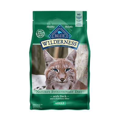 Cat Wilderness Duck - 5 kg