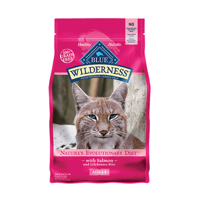 Cat Wilderness Salmon - 5 kg