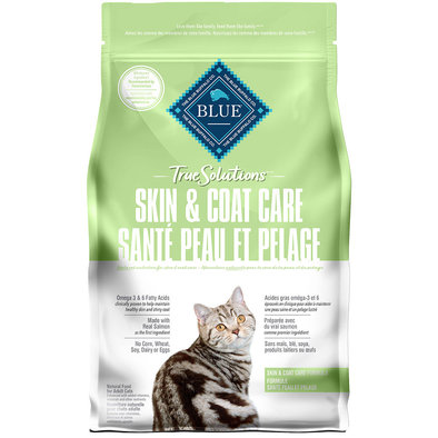 Feline Adult - True Solutions - Skin & Coat - Salmon