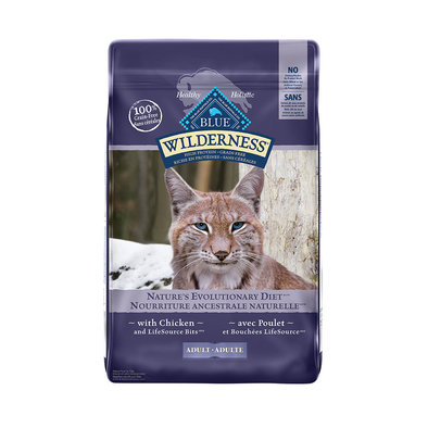 Feline Adult - Wilderness - Chicken