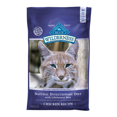 Feline Adult Wilderness, Chicken - 2.27 kg