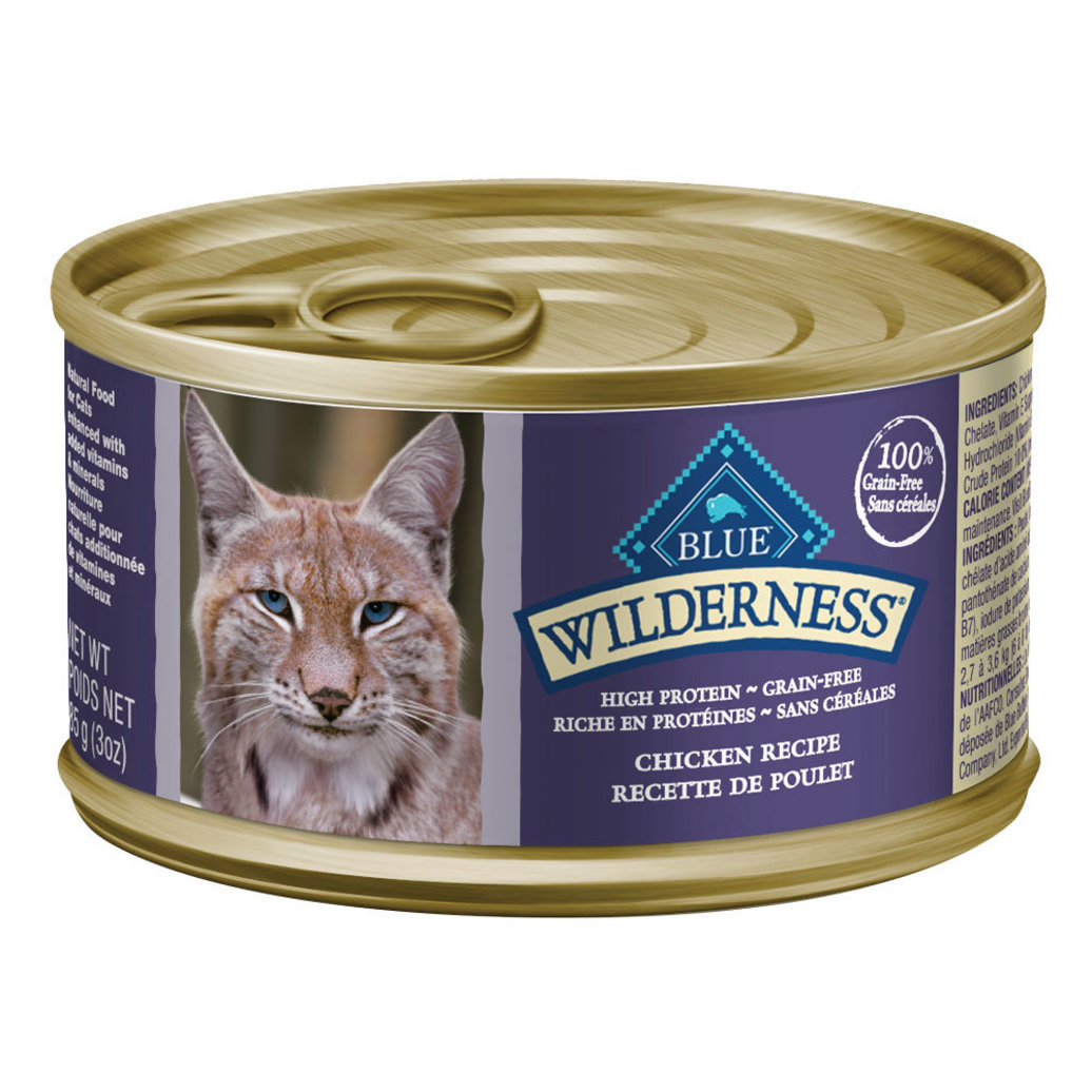 View larger image of Feline Adult - Wilderness - Chicken - 85 g