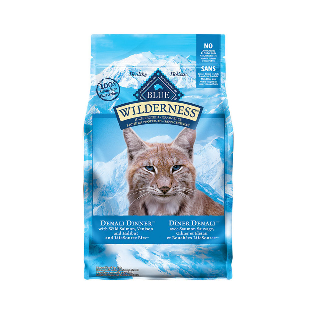 View larger image of Feline Adult - Wilderness Denali Dinner