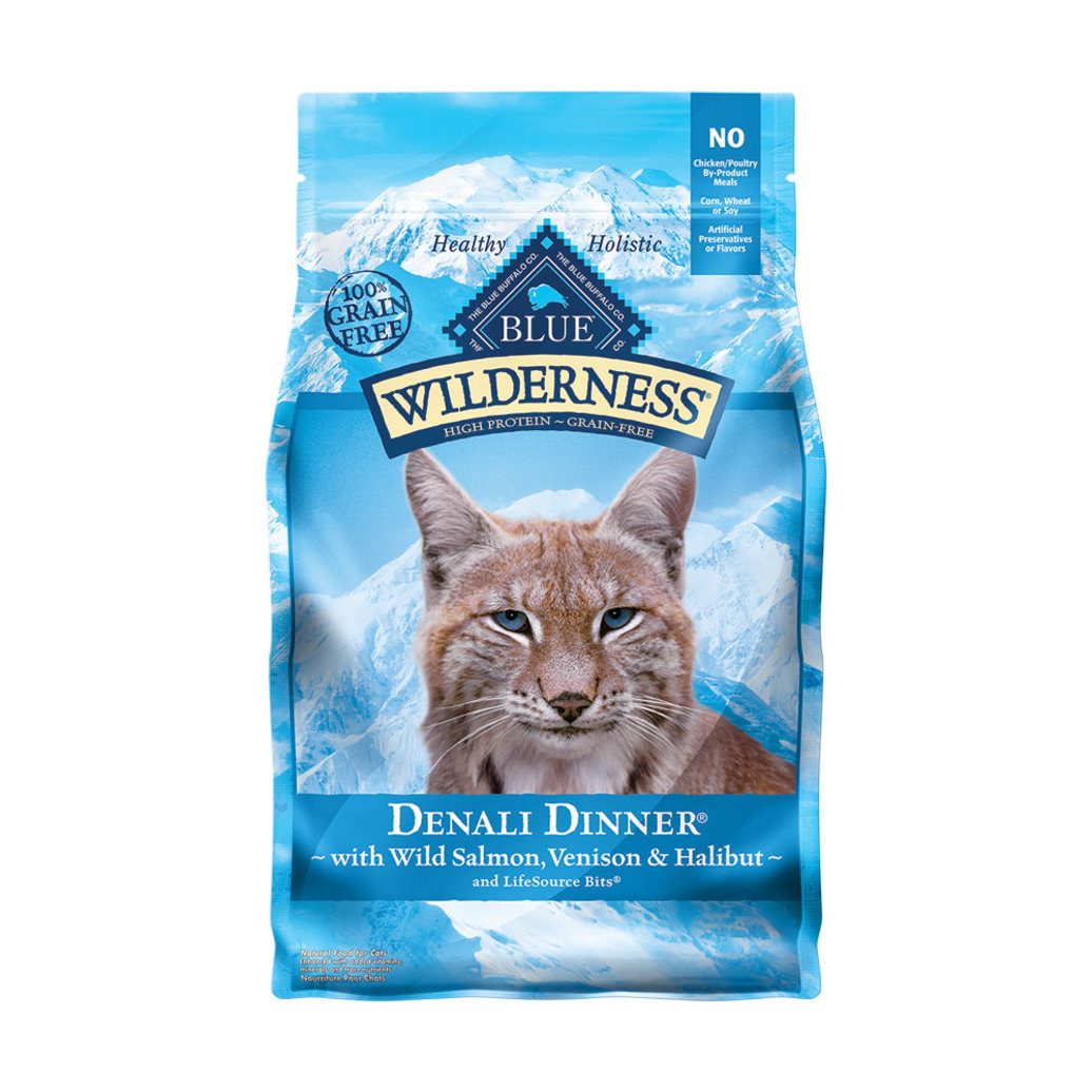 View larger image of Feline Adult Wilderness - Denali Dinner