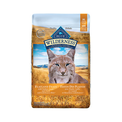 Feline Adult - Wilderness Flatland Feast